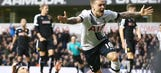 Spurs edge Watford late to leapfrog to second in the EPL