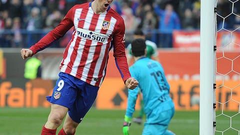 STUD: Fernando Torres (Atletico)