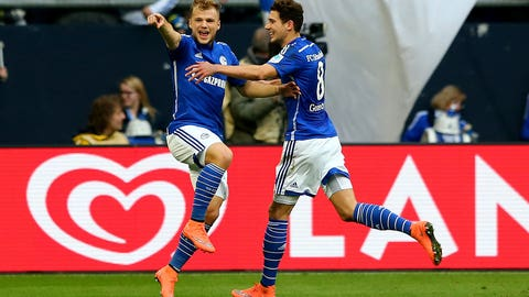 Big response from Schalke