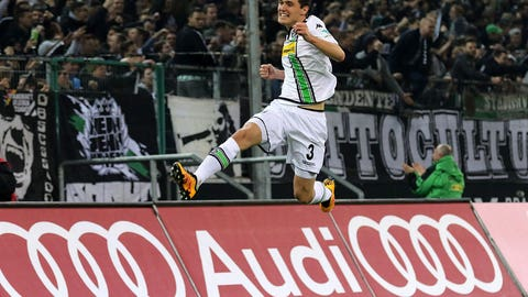 Gladbach want the Great Dane long-term
