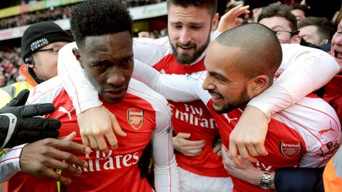 Arsenal finally win a must-win game