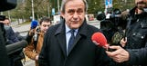Platini insists he is fighting against FIFA 'injustice'