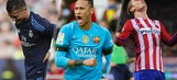 Barcelona's penalty woes unlikely to halt title march