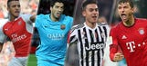 Heavyweights collide on huge day of Champions League action