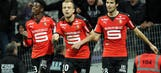 Rennes edge Toulouse to move up to fourth in Ligue 1