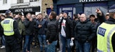 Tottenham, Arsenal fans clash before north London derby