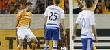 FC Dallas passed the ball calmly into their net for a hilarious own goal