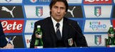 Chelsea target Conte to leave Italy job after Euro 2016