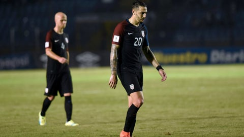 A rocky start after a first WCQ loss to Guatemala