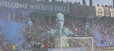 Sporting Kansas City fans busted out an amazing Game of Thrones tifo