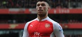 Arsenal star Oxlade-Chamberlain ruled out of Euro 2016