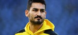 Borussia Dortmund and Germany suffer Gundogan injury blow