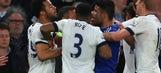 Tottenham accept Mousa Dembele violent conduct charge