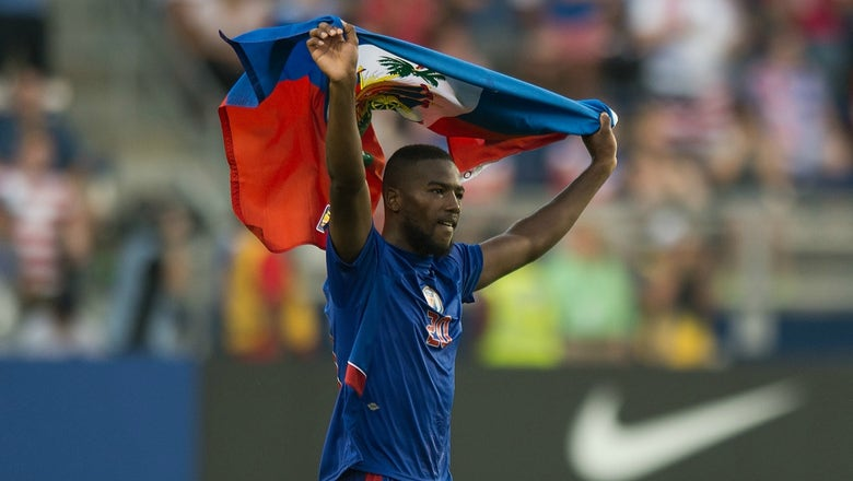 Haiti ready to step onto their biggest stage ever at Copa America Centenario