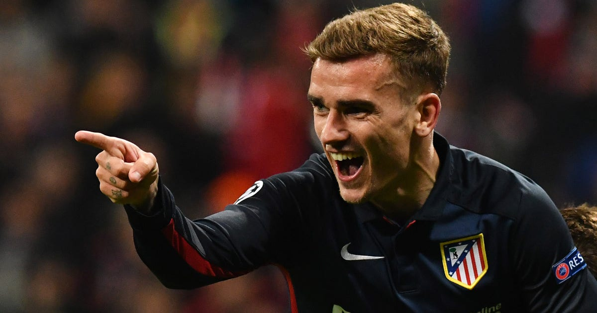 84ce8e6423c5 In-demand Griezmann has no intention of quitting Atletico