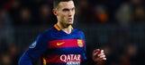 Frustrated Thomas Vermaelen not considering Barcelona exit