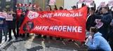 US businessman Kroenke increases shareholding in Arsenal