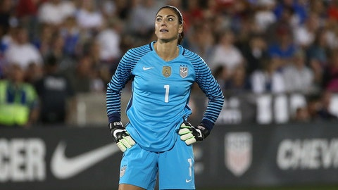 Will Hope Solo be back?