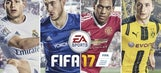 Get a glimpse of FIFA 17 with the game's first official trailer