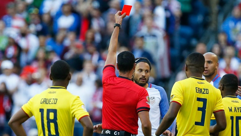 USMNT lose protests of Jermaine Jones, Bobby Wood suspensions, both out vs. Argentina