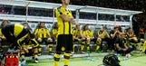 Borussia Dortmund send off Henrikh Mkhitaryan with spiteful Facebook message