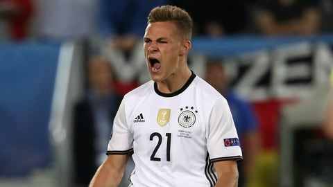 Joshua Kimmich (Germany)