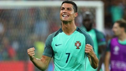 FW: Cristiano Ronaldo — Real Madrid