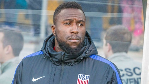 But Toronto is being smart about trying to prevent injury for Altidore