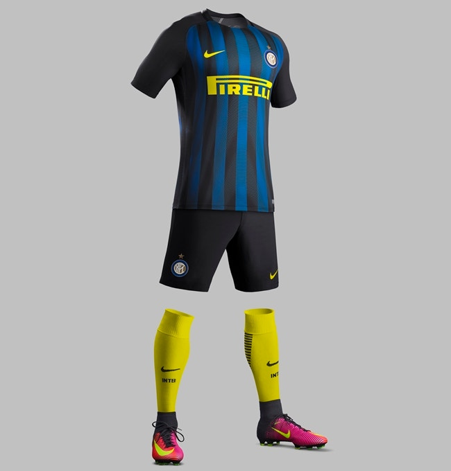 first rate ebcca 02ed6 Check out Inter Milan's gorgeous new kits | FOX Sports