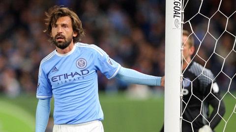 New York City FC - Andrea Pirlo: $5.915 million