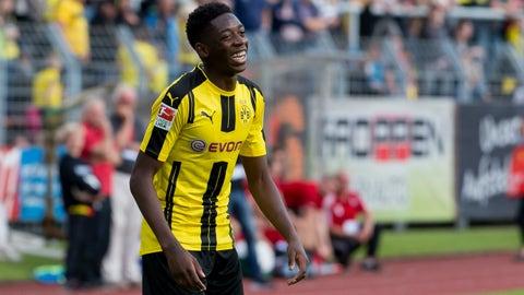 Borussia Dortmund — Youth movement