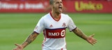 Check out the gorgeous free kicks Sebastian Giovinco scored in a hat trick