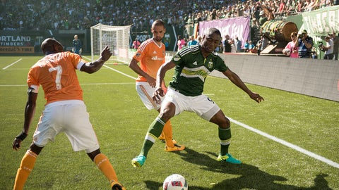 Portland Timbers - Fanendo Adi: $1.736 million