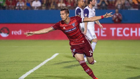 Defender: Matt Hedges (FC Dallas)