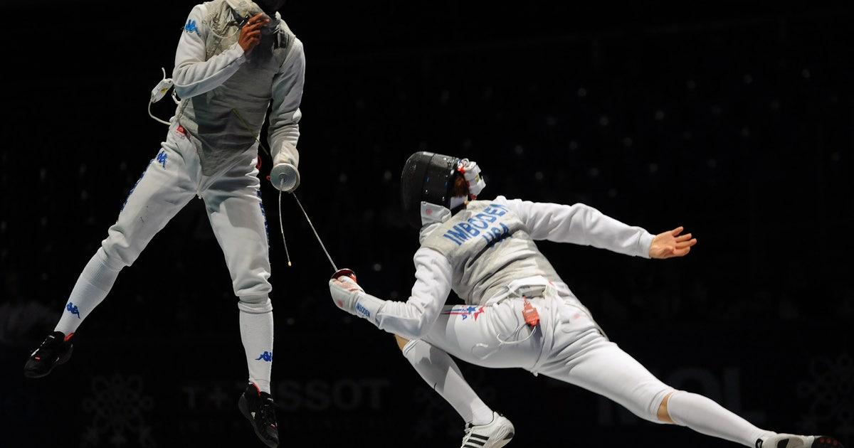 Learn An Olympic Sport Fencing Fox Sports