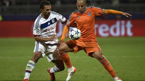 Sofiane Feghouli to West Ham
