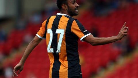 Hull City - 2/1 to finish last