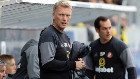 David Moyes — Sunderland