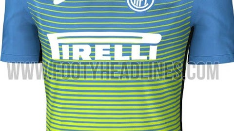 Inter Milan third (Nike, not confirmed)