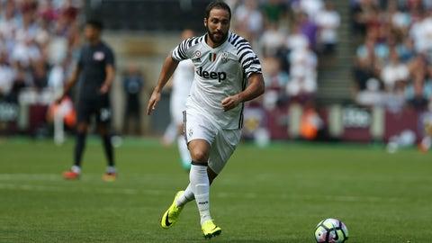 Juventus third (adidas)