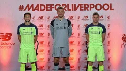 Liverpool third (New Balance)