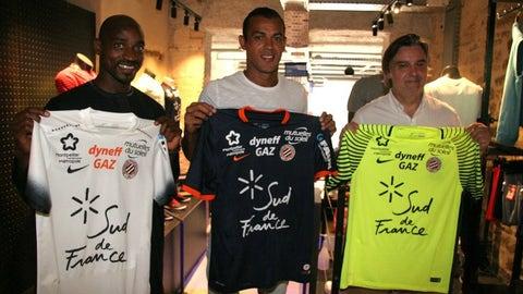 Any Montpellier kit (Nike)