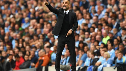 People still think formations matter to Pep Guardiola