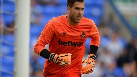 Adrian - Goalkeeper - West Ham