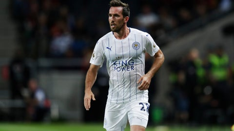 Christian Fuchs - Defender - Leicester City