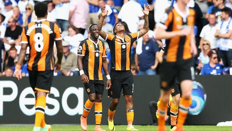 Hull City are totally staying up