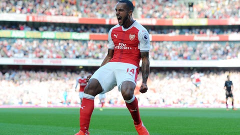 Theo Walcott is the answer to Arsenal's striker problem