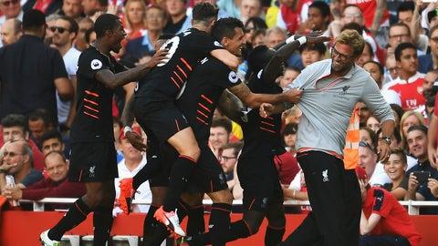 Liverpool might score 100 goals