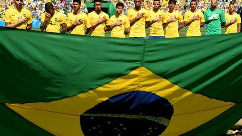 Brazil vs. Honduras