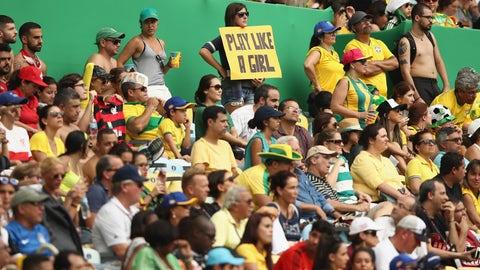 Brazil vs. Sweden